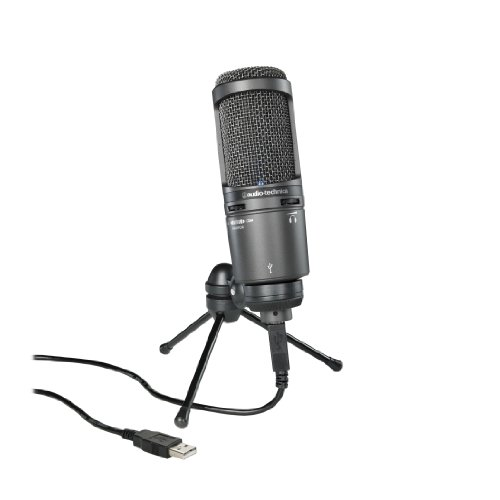 audio technica at2020usb cardioid condenser usb microphone black - Allshopathome-Best Price Comparison Website,Compare Prices & Save