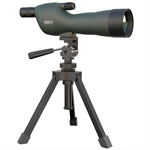 emarth 20 60x60se straight spotting scope with tripod optics zoom - Allshopathome-Best Price Comparison Website,Compare Prices & Save