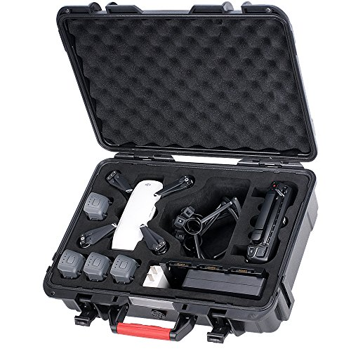 smatree carrying case for dji spark waterproof hard portable case for dji - Allshopathome-Best Price Comparison Website,Compare Prices & Save