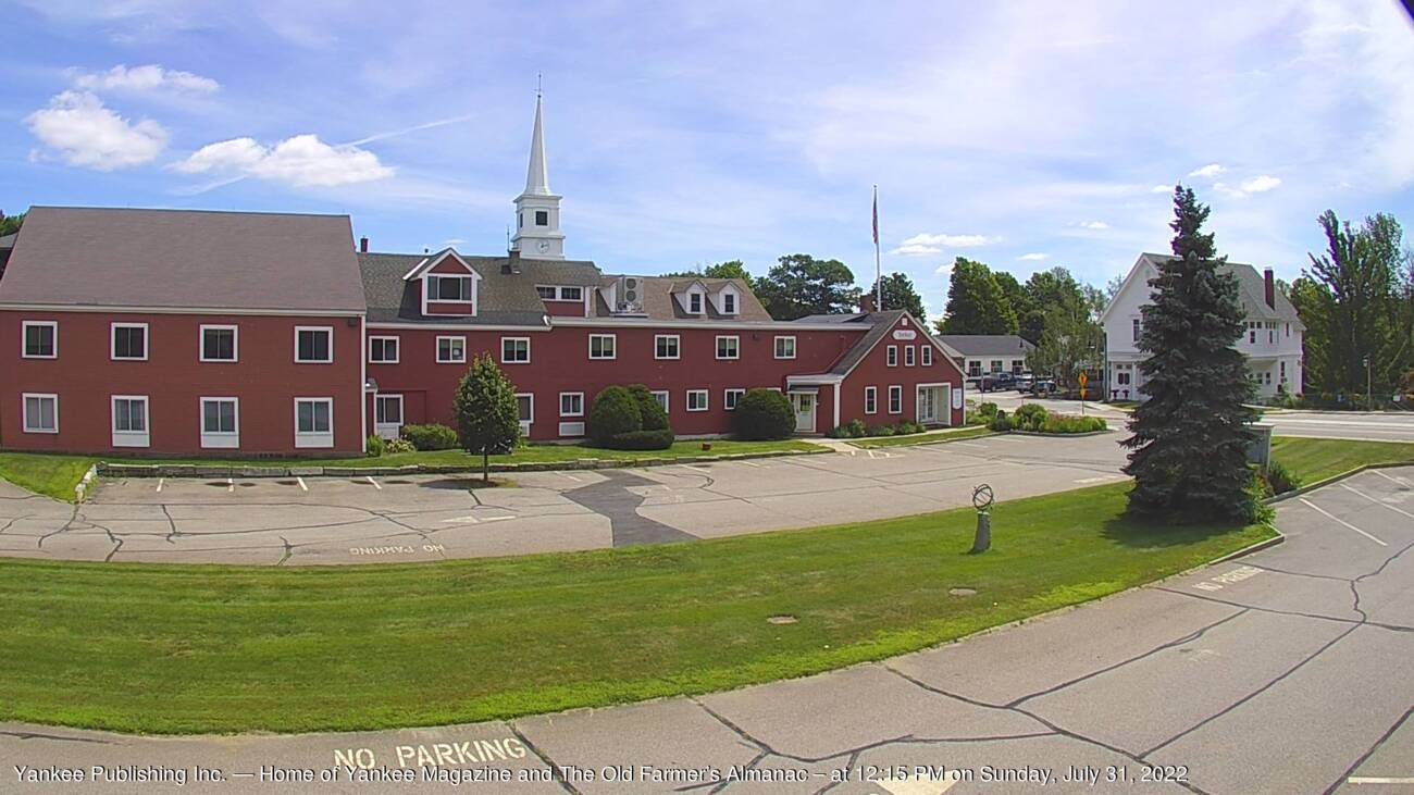 Dublin New Hampshire Webcam