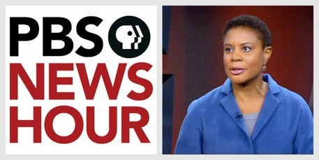 THE SOCIAL LIFE OF DNA ON PBS NEWSHOUR