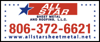 All Star Sheet Metal & Roofing, LLC