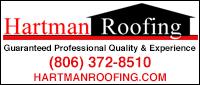 Hartman Roofing, Inc.