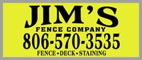 Jim's Fence Company