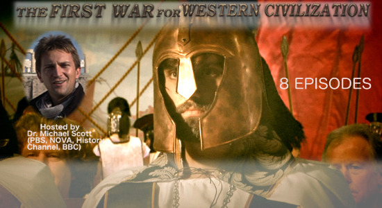 First War For The West (8 Episodes)
