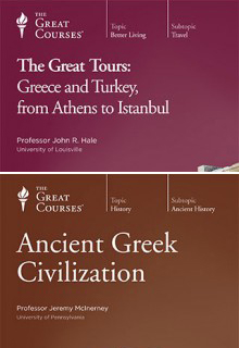 (Set)  The Great Tours: Greece and Turkey & Ancient Greek Civi