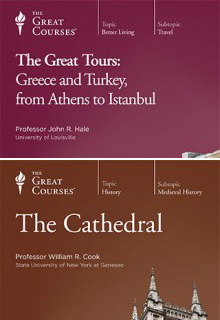 (Set)  The Cathedral & The Great Tours: Greece and Turkey