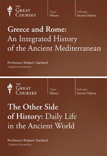 (Set) Greece and Rome & The Other Side of History