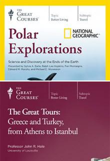 (Set) Polar Explorations & Great Tours: Greece and Turkey