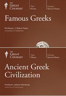 (Set) Famous Greeks/Ancient Greek Civilization
