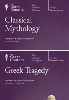 (Set) Classical Mythology & Greek Tragedy