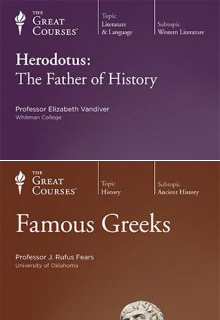 (Set) Herodotus/Famous Greeks