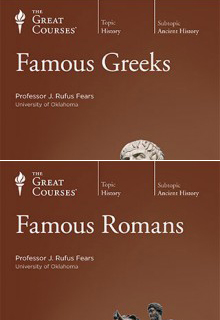 (Set) Famous Romans & Famous Greeks