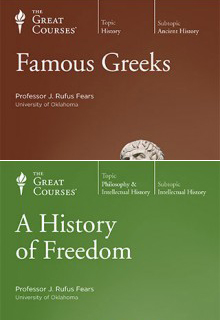 (Set) Famous Greeks/History of Freedom