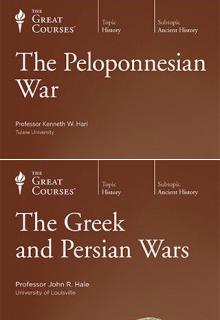 (Set) Peloponnesian War & Greek and Persian Wars