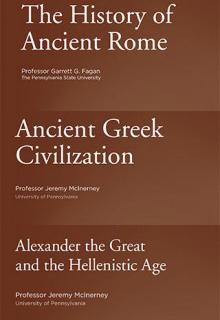 (Set) Ancient Rome, Ancient Greek Civilization & Alexander the Great