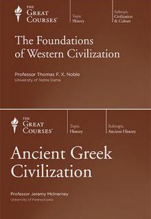 (Set) Foundations of Western Civilization & Ancient Greek Civilization