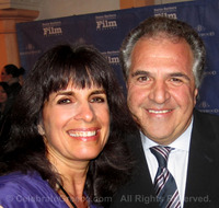 FOX Filmed Entertainment Chairman and CEO Jim Gianopulos meets CelebrateGreece.com's Cynthia Daddona