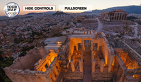Spectacular Aerial Photography of Parthenon, Athens, Santorini and more
