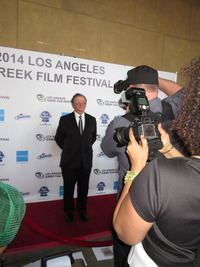 Australian Director Stanislaw Karpinski appears at Opening Night Los Angeles Greek Film Festival