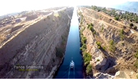 Beautiful Aerial Video of Greece