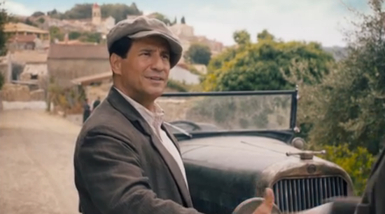 "Alexis Georgoulis in ""The Durrells in Corfu,"" on PBS"