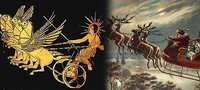 The Ancient Greek Similarities with Christmas