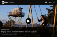 VIDEO: After 43 years of division discussions underway for a Cyprus reunification