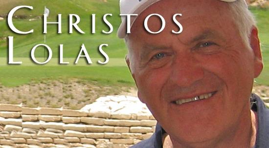Cardiac Surgeon & Documentary Producer Christos Lolas has died.