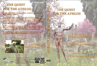 The Quest for the Athlos (DVD Cover) narrated by Sir Peter Ustinov