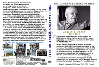 The Lawrence Strike of 1912: Angelo Rocco (DVD Cover)