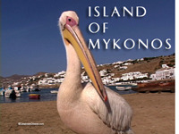 Island of Mykonos, Greece