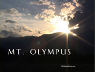 Mt. Olympus, Greece