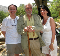 Dr. Yiannis Sakellarakis, Archaeologist