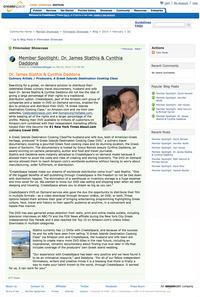 Createspace.com Member Showcase