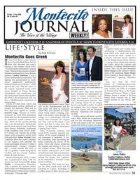 """Montecito Goes Greek"" - Montecito Journal"