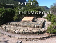 Battle of Thermopylae, Greece