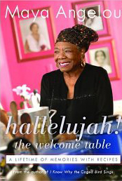 Maya Angelou Hallelujah Table