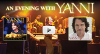 An Evening with Yanni, 2012 Concert Tour