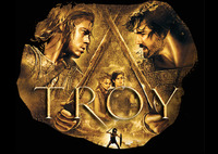 TROY - The Movie, starring Brad Pitt