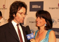 2nd Annual Los Angeles Greek Film Festival (2nd of 5) Greek Celebrities on Greece & Greeks