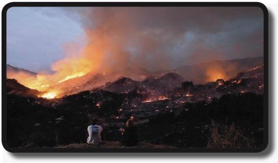 Santa Barbara Fire