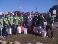 Day of Caring/Coastal Cleanup Day!