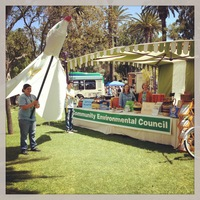 Santa Barbara Earth Day!