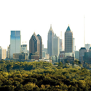 city - atlanta