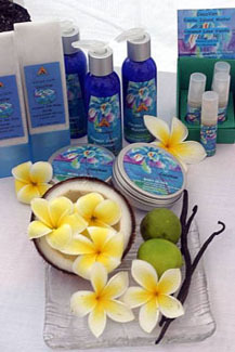 CocoVan Skin Care Products