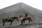 Volcanic Ash Mountain