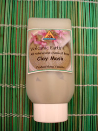 Volcanic Earth Clay Mask