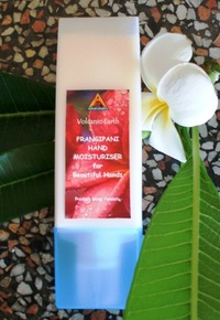 Frangipani Hand Moisturizer