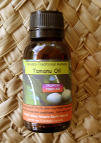 Pure Tamanu Oil (50 ml)